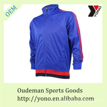 High quality new design polyester soccer tracksuit made in china